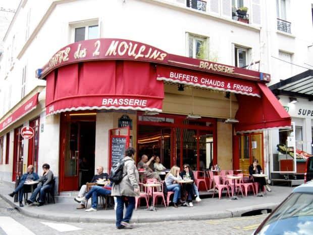 Vezi Parisul prin ochii lui Amelie! cafe