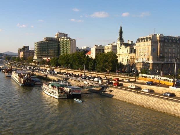 Budapesta: sase obiective ce nu trebuie ratate duna korzo