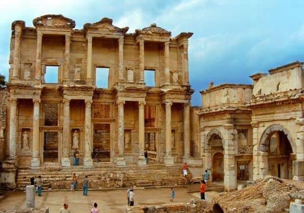 Cele mai uimitoare ruine ale lumii efes