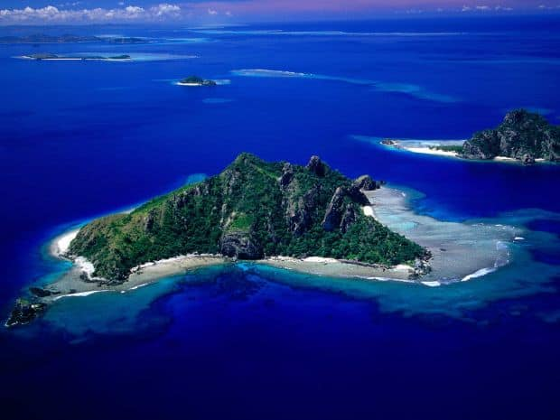 Top 10 locuri ideale pentru snorkeling fiji