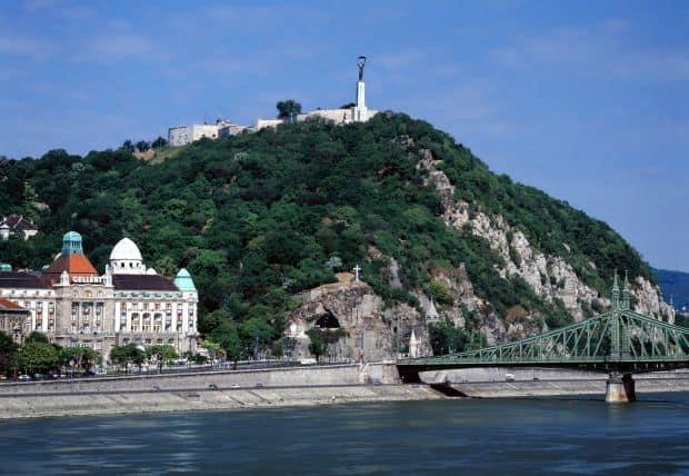 Budapesta: sase obiective ce nu trebuie ratate gellert