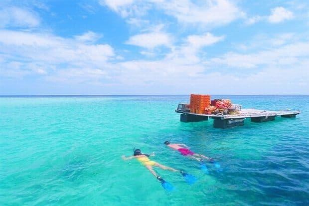 Top 10 locuri ideale pentru snorkeling houtman abrolhos islands