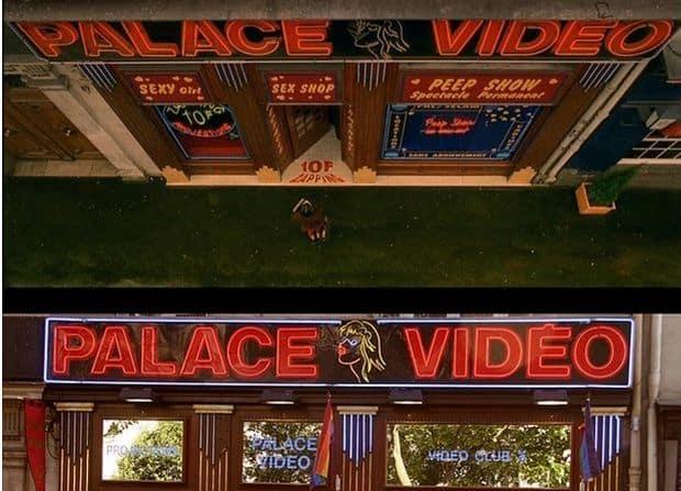 Vezi Parisul prin ochii lui Amelie! palace video