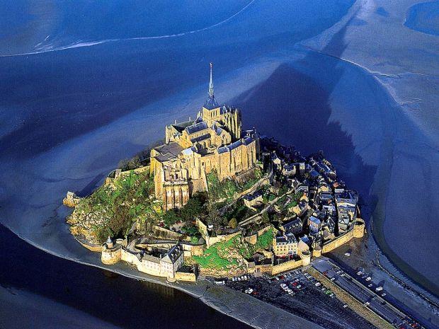 O vizita la Muntele Saint-Michel st michel2