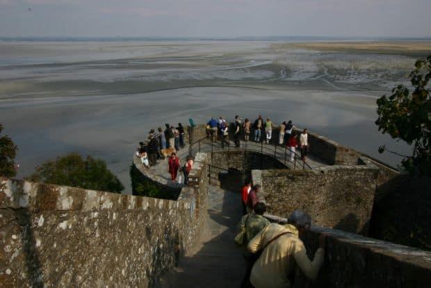O vizita la Muntele Saint-Michel st michel3