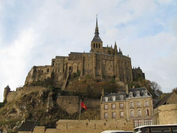 O vizita la Muntele Saint-Michel st michel5