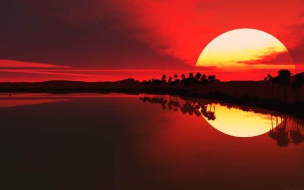 Cum sa fotografiezi apusuri si rasarituri de soare sunset