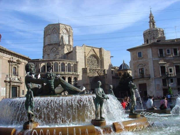 valencia Valencia, un superb oras maur valencia catedrala