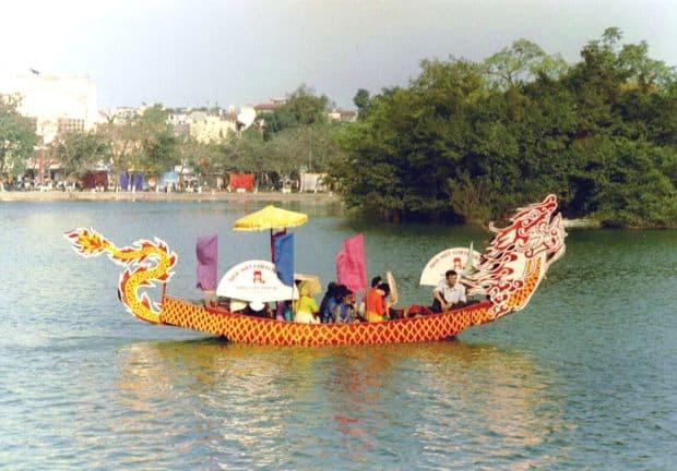 Hanoi - exotism cu stil Hoan Kiem