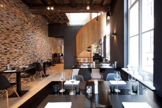 Restaurante cool: Eten bij Lieven (Bruges) Lieven011