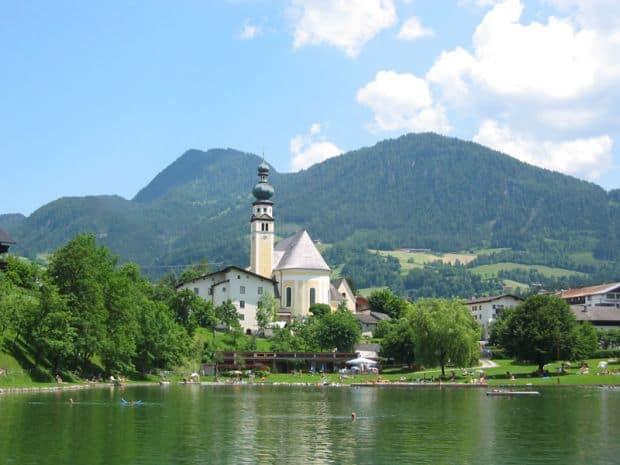 3 super-orase pe malurile lacurilor din Austria alpbach