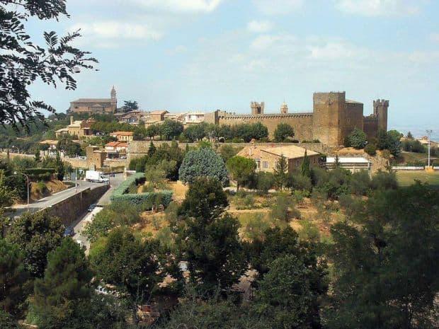 Turul podgoriilor din Toscana montalcino