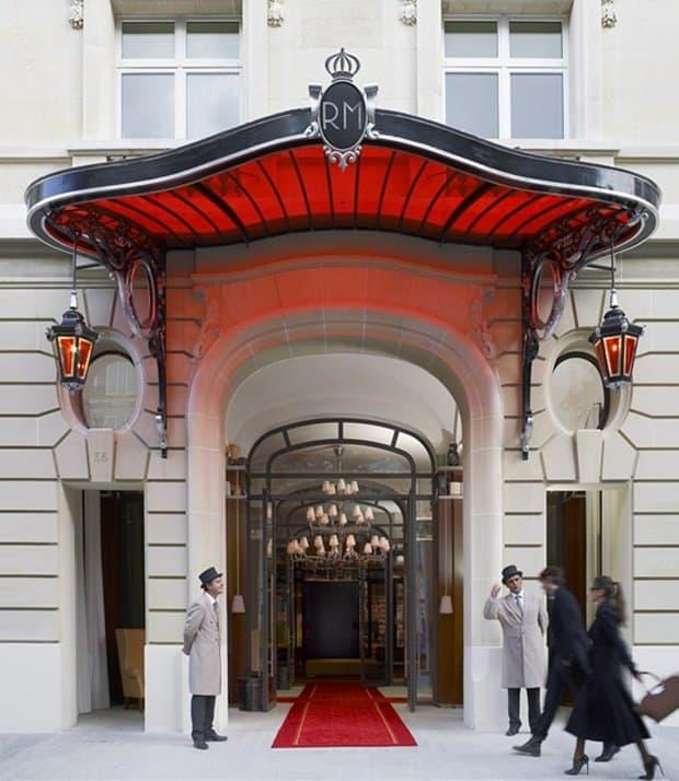 Hoteluri cool: Le Royal Monceau (Paris) rm4