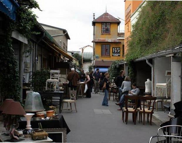 Montmartre Arondismentul 18 din Paris: Montmartre Clignancourt