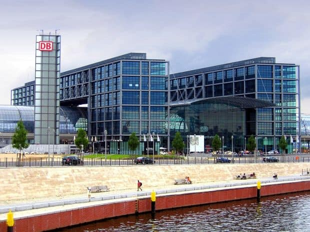 Top 10 gari din intreaga lume Hauptbahnhof     Berlin