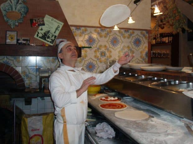Top 10 restaurante din Florenta Lorenzaccio 45