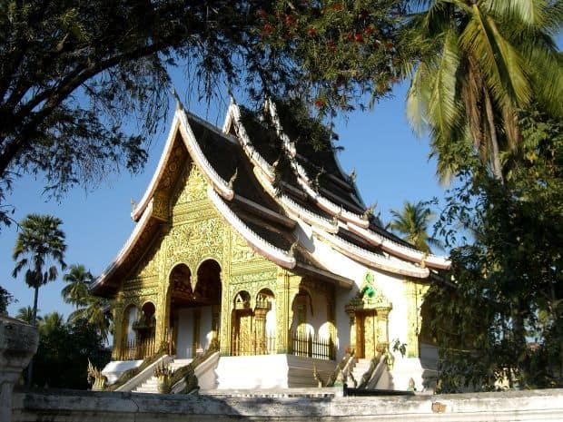 Laos, intr-o saptamana Luang Prabang