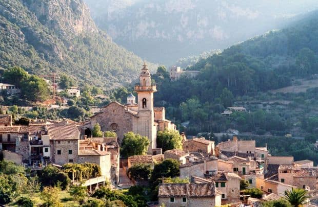 Mallorca, insula distractiei Valldemossa