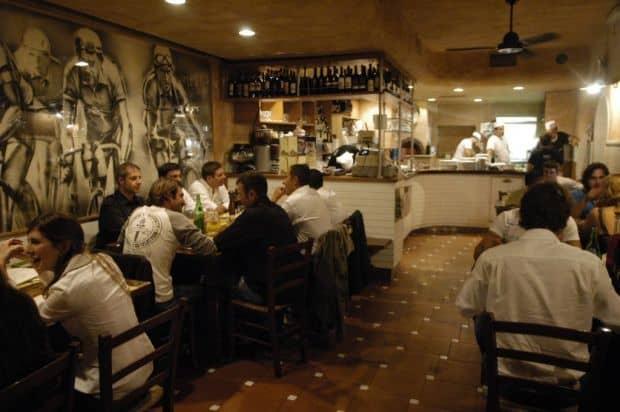 Top 10 restaurante din Florenta borgo antico
