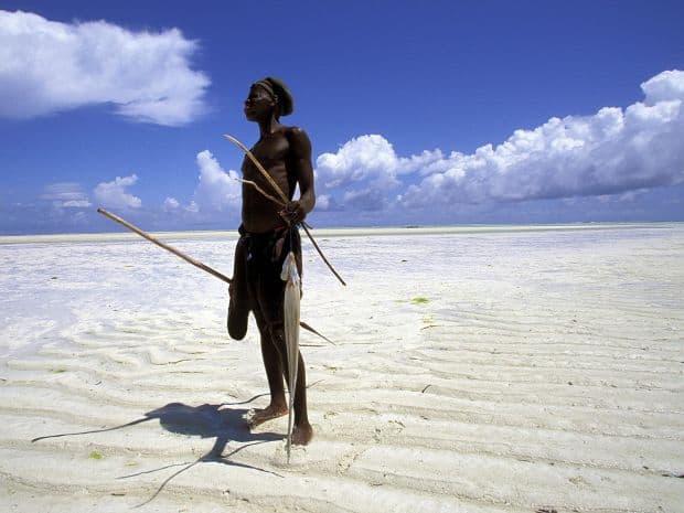 Sfaturi de calatorie in Zanzibar pescar