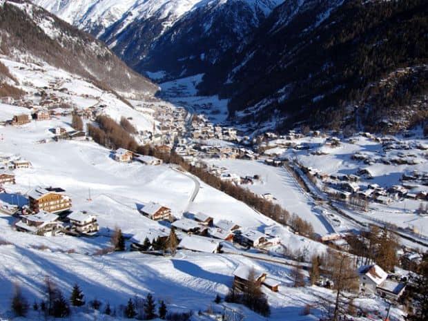 5 statiuni de schi ieftine soelden