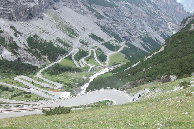 Top 5 autostrazi spectaculoase stelvio