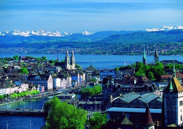 Unde faci shopping in Zurich zurich