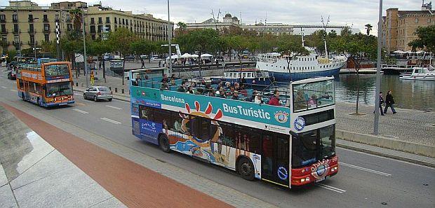 Transportul in Barcelona Barcelona Bus Tur  stic1