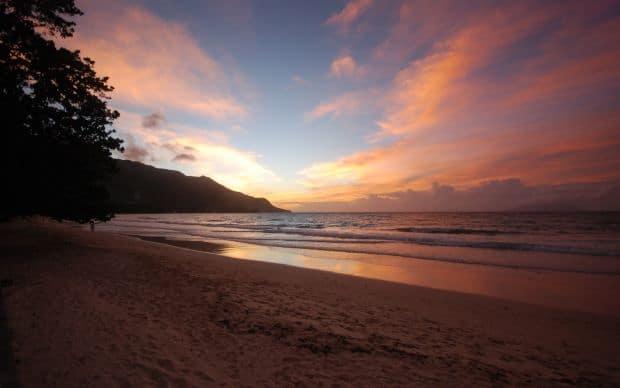 Seychelles, clasicul paradis Beau Vallon