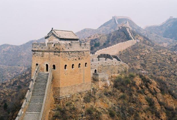 Opt circuite turistice pentru cei care nu iubesc turismul Jinshanling