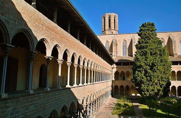Principalele atractii ale Barcelonei Pedralbes