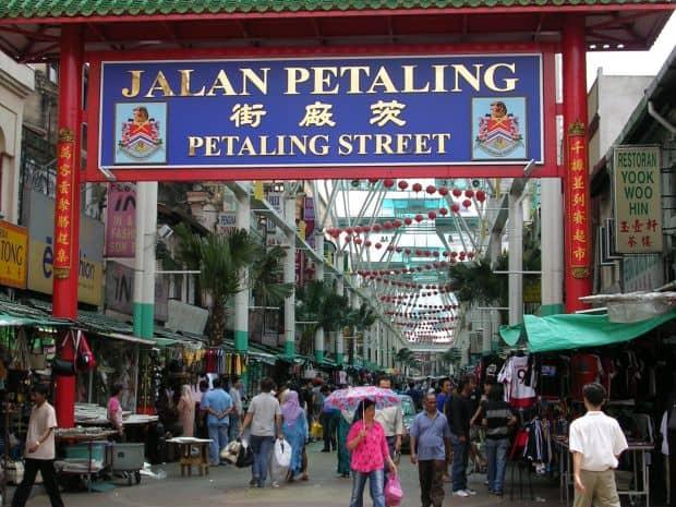 Top 10 locuri de vazut in Malaezia cu bani putini chinatown