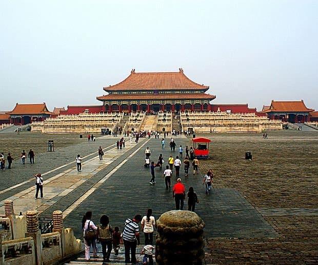 10 dintre cele mai frumoase castele din lume forbidden city