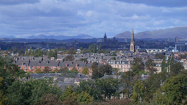Glasgow, stralucire scotiana glasgow1