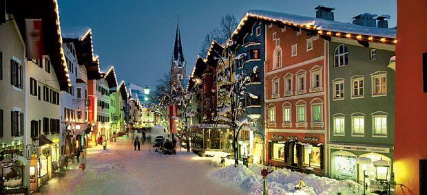 kitzbuhel Unde schiem in Europa: Kitzbuhel (Austria) kitzbuhel1
