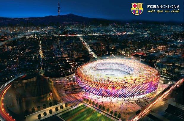 Barcelona sportiva nou camp