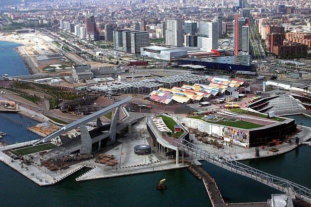 Principalele atractii ale Barcelonei parc forum