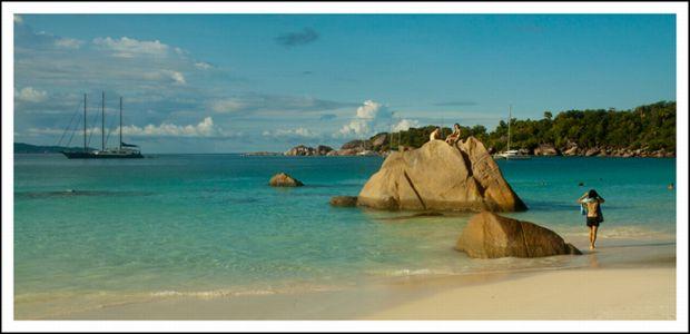 Seychelles, clasicul paradis praslin