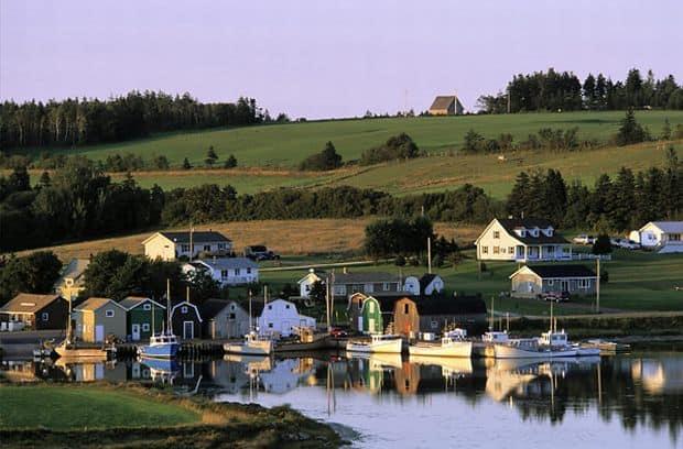 Opt circuite turistice pentru cei care nu iubesc turismul prince edward