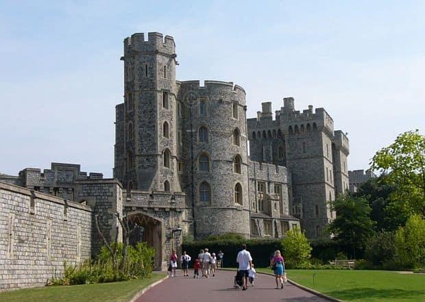 10 dintre cele mai frumoase castele din lume windsor