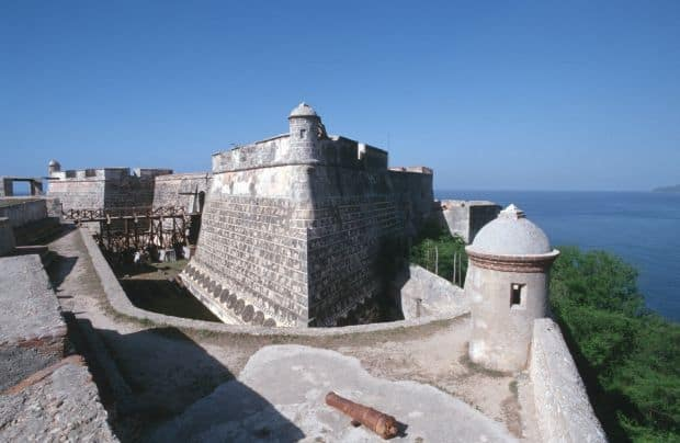 Opt locuri spectaculoase de vizitat in Cuba Opt locuri spectaculoase de vizitat in Cuba Castillo del Morro
