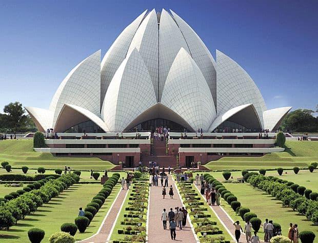 Delhi, orasul plin de mister lotus