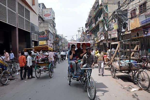 Delhi, orasul plin de mister old delhi