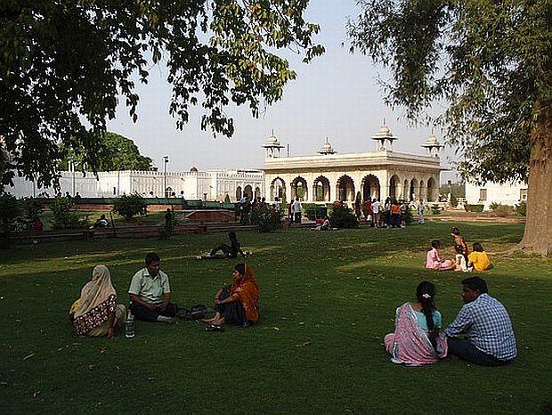 Delhi, orasul plin de mister picnic