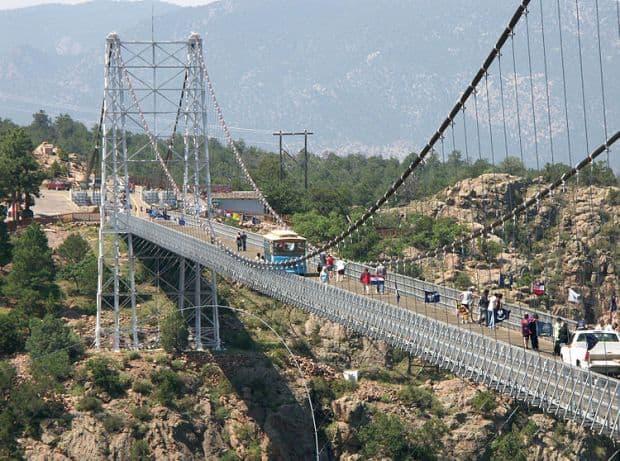 poduri Zece dintre cele mai frumoase poduri din lume royal gorge