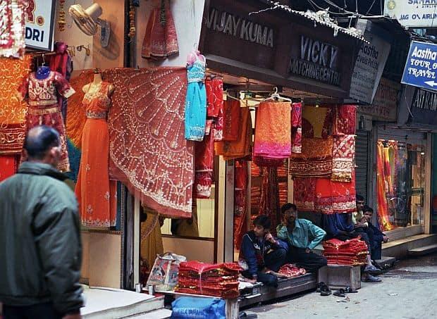 Delhi, orasul plin de mister sari