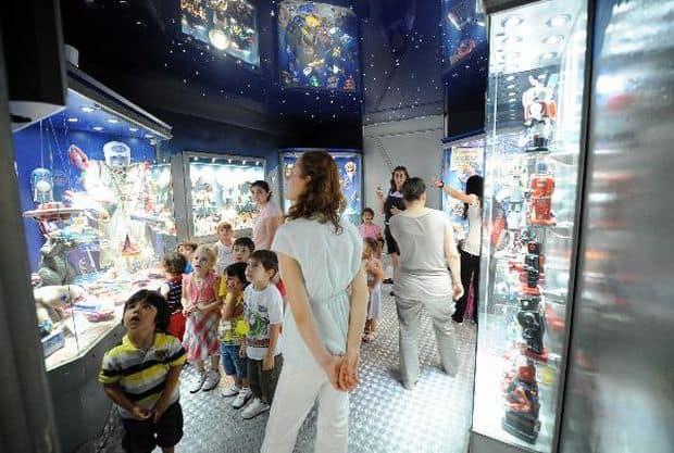 Trei muzee fabuloase din Istanbul toy