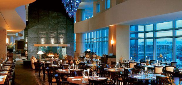 Cele mai bune restaurante din aeroporturi vancouver