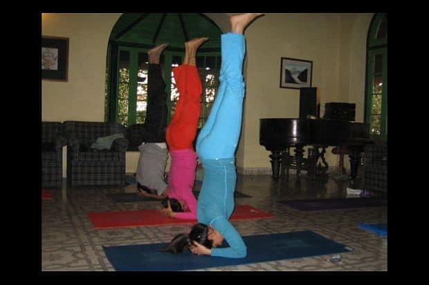 Delhi, orasul plin de mister yoga