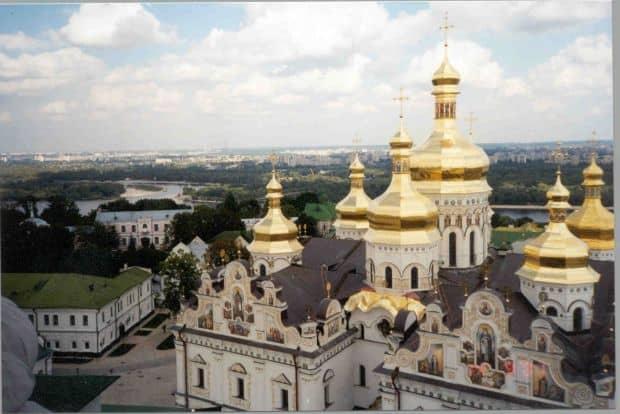 Kiev, orasul celor 1000 de cupole aurii Kiev, orasul celor 1000 de cupole aurii Kyiv Pecherska Lavra